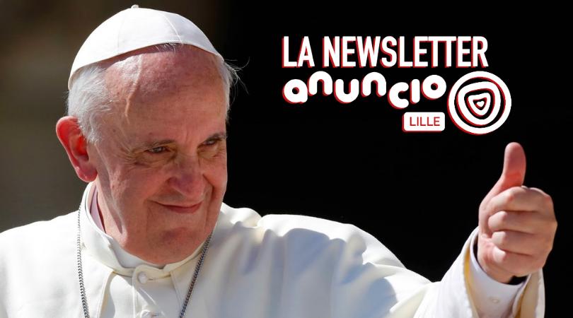 La newsletter Anuncio Lille